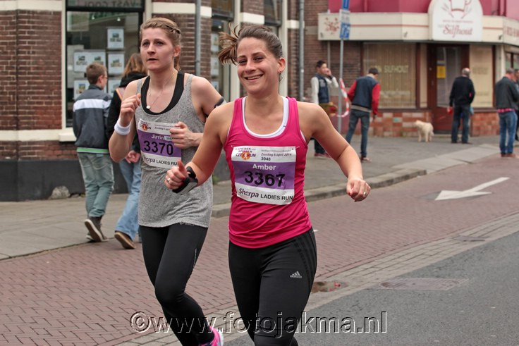 mt_gallery:Sherpa Ladies Run 10 km © www.fotojakma.nl